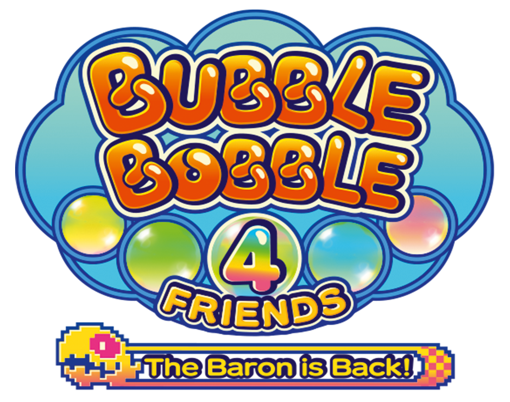 Bubble Bobble 4 Friends: The Baron is Back!